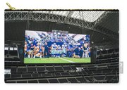 Dallas Cowboys Take The Field Carry-all Pouch