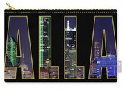 Dallas Letter Skyline 013018 Carry-all Pouch