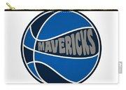 Dallas Mavericks Retro Shirt Carry-all Pouch