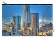 Dallas Morning Skyline Carry-all Pouch