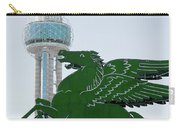 Dallas Pegasus Reunion Tower Green 030518 Carry-all Pouch