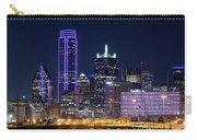 Dallas Purple Night 71417 Carry-all Pouch