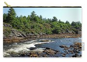 Dalles Rapids French River Ontario Carry-all Pouch