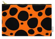 Dalmatian  Black Pattern 03-p0173 Carry-all Pouch