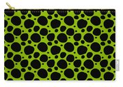 Dalmatian  Black Pattern 09-p0173 Carry-all Pouch