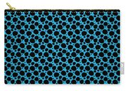 Dalmatian  Black Pattern 18-p0173 Carry-all Pouch