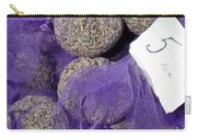 Dalmatian Lavender Carry-all Pouch