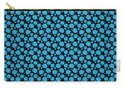 Dalmatian Pattern With A Black Background 18-p0173 Carry-all Pouch