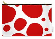 Dalmatian Pattern With A White Background 02-p0173 Carry-all Pouch
