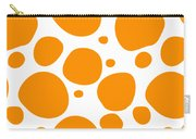Dalmatian Pattern With A White Background 03-p0173 Carry-all Pouch