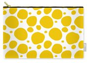 Dalmatian Pattern With A White Background 05-p0173 Carry-all Pouch