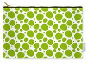 Dalmatian Pattern With A White Background 09-p0173 Carry-all Pouch