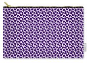 Dalmatian Pattern With A White Background 30-p0173 Carry-all Pouch