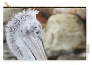 Dalmatian Pelican Carry-all Pouch