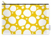 Dalmatian  White Pattern 05-p0173 Carry-all Pouch