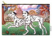 Dalmatians Two Carry-all Pouch