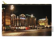 Dam Square Late Night - Amsterdam Carry-all Pouch