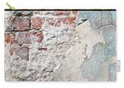 Damaged Brick Wall Carry-all Pouch