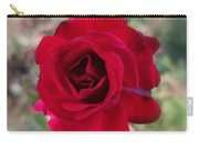 Dame En Rouge Carry-all Pouch
