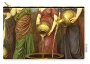 Danaides Carry-all Pouch by John William Waterhouse