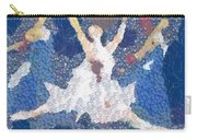 Dance Abstract In The Mix Carry-all Pouch