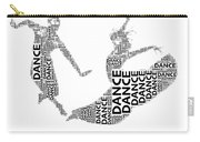 Dance Beauty Carry-all Pouch
