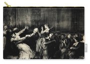 Dance In A Madhouse Carry-all Pouch