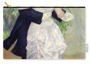 Dance In The City Carry-all Pouch by Pierre Auguste Renoir