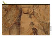 Dance In The Country 1883 Carry-all Pouch