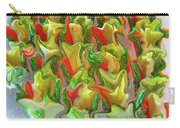 Dance Of The Appetizers Carry-all Pouch