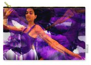 Dance Of The Purple Veil Carry-all Pouch