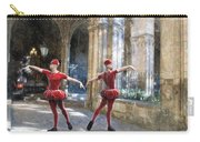 Dance Of The Swiss Guard Carry-all Pouch