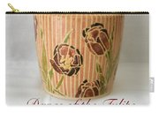 Dance Of The Tulips Carry-all Pouch