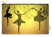 Dance With Us Into The Light Carry-all Pouch