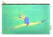 Soaring Dancer By Ken Tesoriere Carry-all Pouch