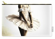 Dancer At Peace Carry-all Pouch