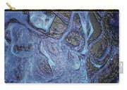 Dancer In Blue Carry-all Pouch