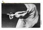 Dancer Martha Graham Carry-all Pouch