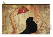 dancer of Ancient Egypt Carry-all Pouch