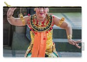 Dancer Of Bali Carry-all Pouch