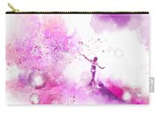 Dancer On Water 4 Carry-all Pouch