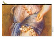 Dancer With Castanettes 1909 Carry-all Pouch