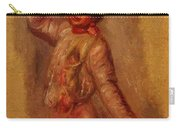 Dancer With Castenets 1895 Carry-all Pouch