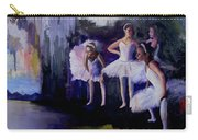 Dancers Backstage Carry-all Pouch