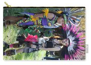 Dancers Day Of The Dead  Carry-all Pouch