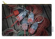 Dances With Lobsters Carry-all Pouch