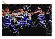 Dancing Abstract Carry-all Pouch