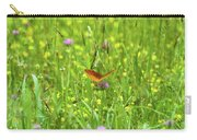 Dancing Among The Flowers Carry-all Pouch