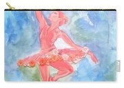 Dancing Ballerina Carry-all Pouch