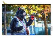 Banjo Beary In Pritchard Park Carry-all Pouch